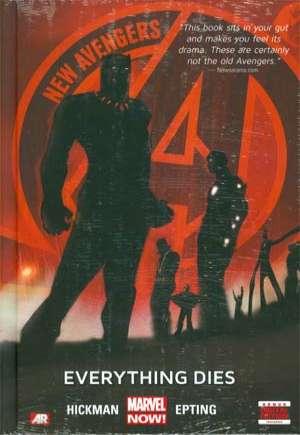 New Avengers (2013-2015)#HC Vol 1
