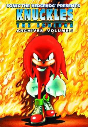Knuckles: The Echidna Archives#TP Vol 4