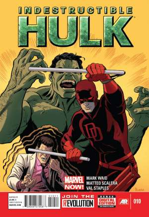 Indestructible Hulk (2013-Present)#10