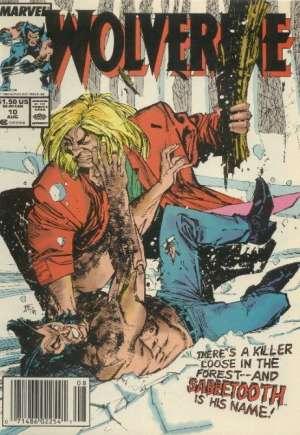 Wolverine (1988-2003)#10A
