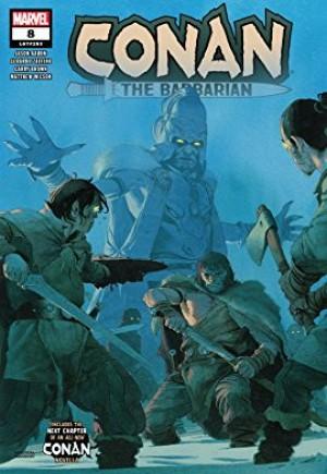 Conan The Barbarian (2019-2021)#8A
