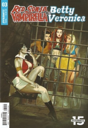 Red Sonja and Vampirella Meet Betty and Veronica#3A