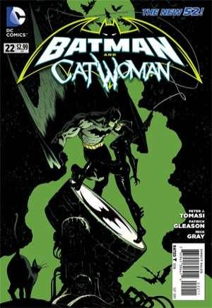 Batman and Robin (2011-2015)#22