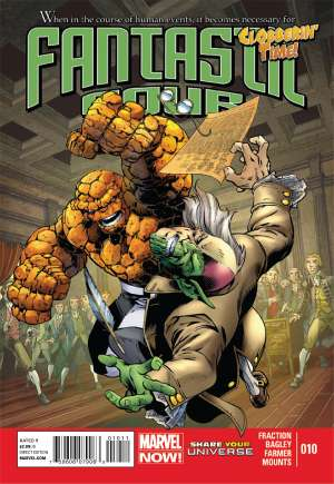 Fantastic Four (2012-2014)#10