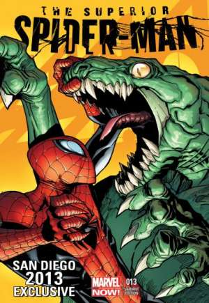 Superior Spider-Man (2013-2014) #13B