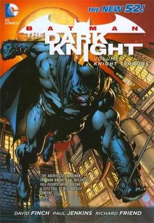 Batman: The Dark Knight (2011-2014)#TP Vol 1