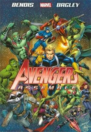 Avengers Assemble (2012-2014)#TP Vol 1