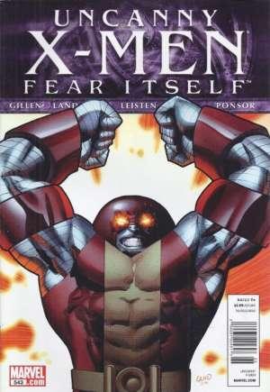 Uncanny X-Men (1963-2011)#543A
