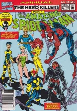 Amazing Spider-Man (1963-1998)#Annual 26A