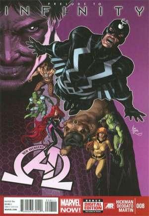New Avengers (2013-2015)#8