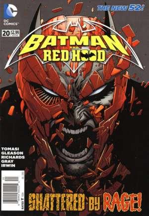 Batman and Robin (2011-2015)#20A