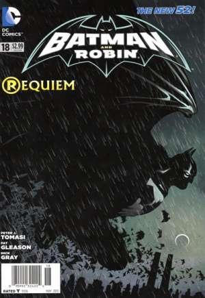 Batman and Robin (2011-2015)#18A