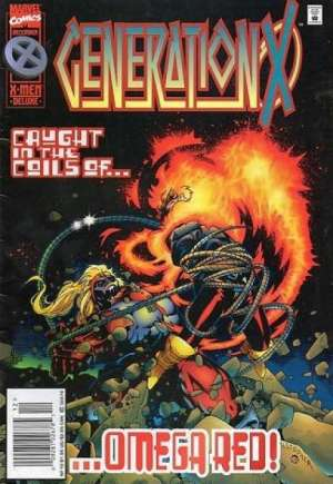 Generation X (1994-2001)#10A