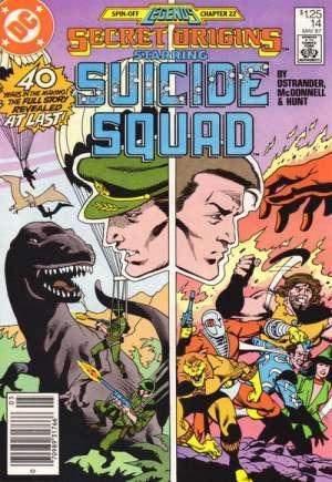 Secret Origins (1986-1990)#14A