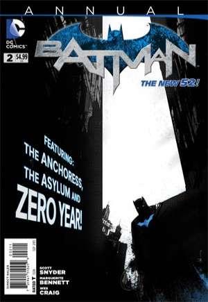 Batman (2011-2016)#Annual 2