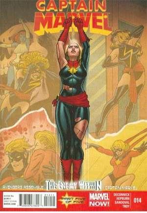 Captain Marvel (2012-2014)#14A