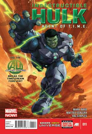 Indestructible Hulk (2013-Present)#11A