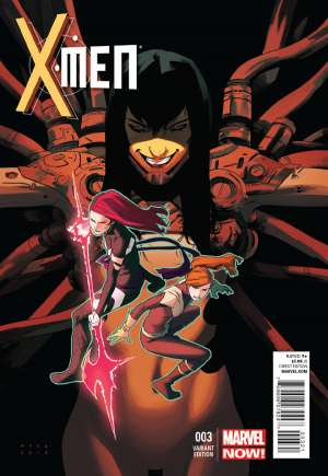 X-Men (2013-2015)#3B