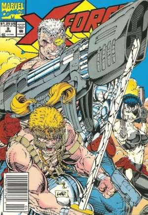 X-Force (1991-2002)#9A