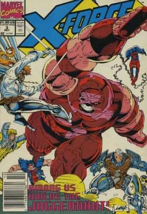 X-Force (1991-2002)#3A