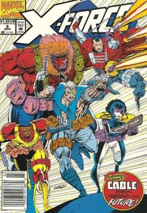 X-Force (1991-2002)#8A