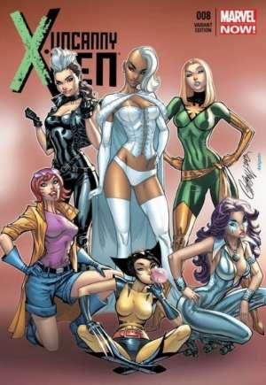 Uncanny X-Men (2013-2016)#8B