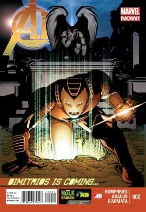 Avengers A.I. (2013-2014)#2A
