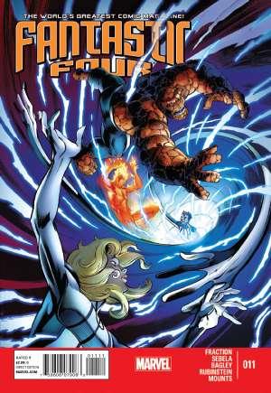 Fantastic Four (2012-2014)#11