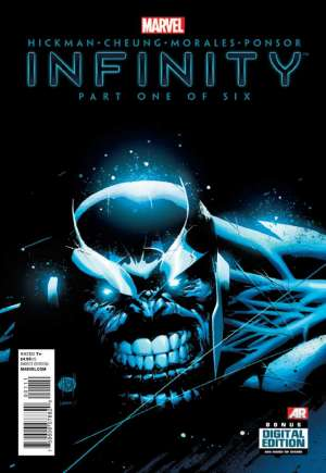 Infinity (2013-2014)#1A