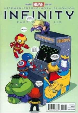Infinity (2013-2014)#1D