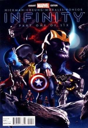 Infinity (2013-2014)#1E