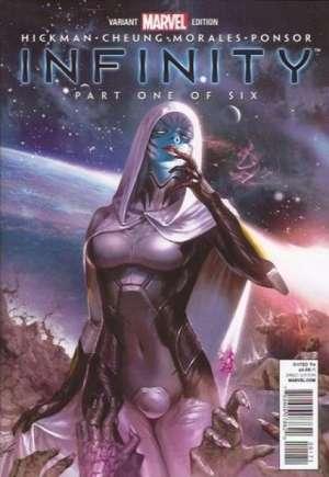 Infinity (2013-2014)#1G