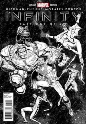 Infinity (2013-2014)#1I