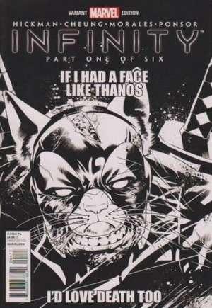 Infinity (2013-2014)#1J