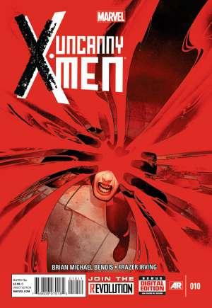 Uncanny X-Men (2013-2016)#10A
