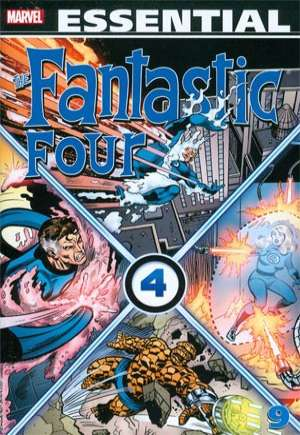 Essential Fantastic Four #TP Vol 9