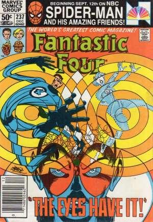 Fantastic Four (1961-1996)#237A