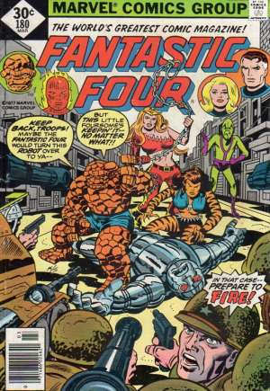 Fantastic Four (1961-1996)#180B