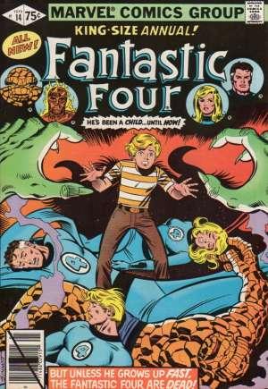 Fantastic Four (1961-1996)#Annual 14B