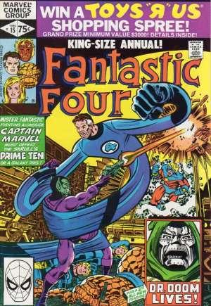 Fantastic Four (1961-1996)#Annual 15B