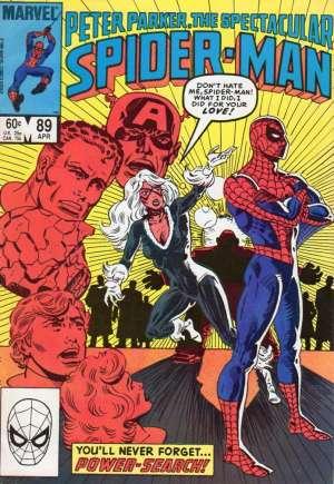 Spectacular Spider-Man (1976-1998)#89B