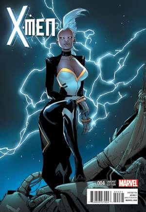 X-Men (2013-2015)#4B
