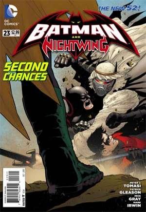 Batman and Robin (2011-2015)#23B