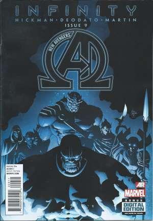 New Avengers (2013-2015)#9