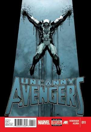 Uncanny Avengers (2012-2014)#11