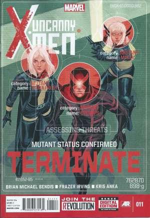 Uncanny X-Men (2013-2016)#11
