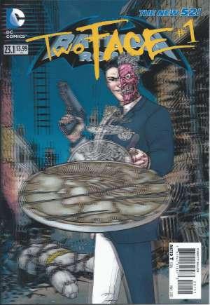 Batman and Robin (2011-2015)#23.1A