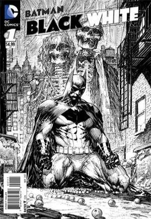 Batman: Black and White (2013-2014)#1A