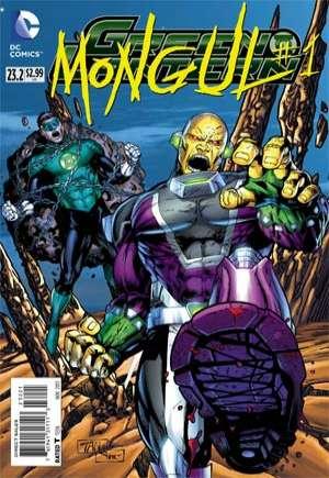 Green Lantern (2011-2018)#23.2B