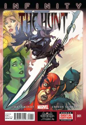 Infinity: The Hunt (2013-2014)#1